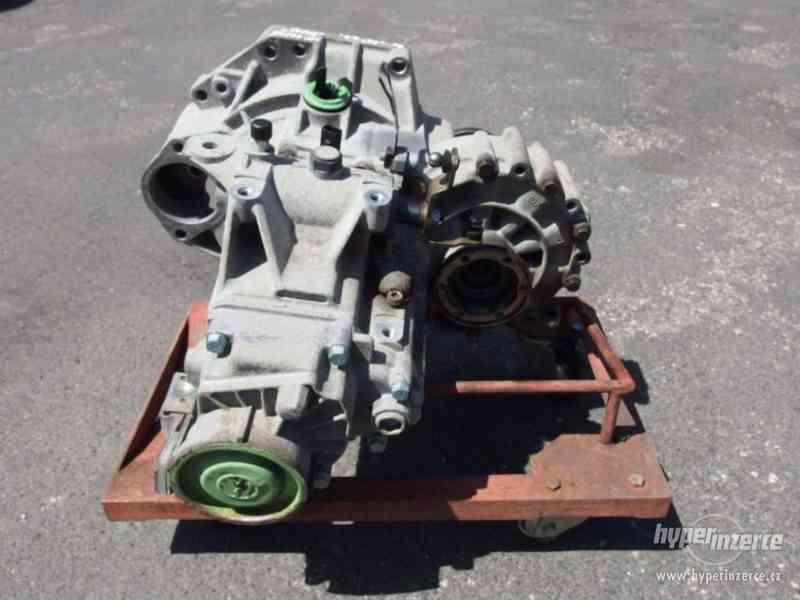 Převodovka Škoda Octavia I, 1.6/75 kW, kód DUU - foto 4