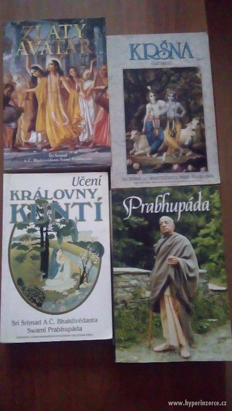 KNIHY A. Č. Bhaktivédánta Svámí Prabhupáda