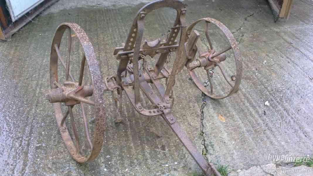 starý konský pluh