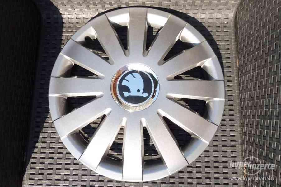 Poklice Škoda Octavia originální pěkný stav - foto 29