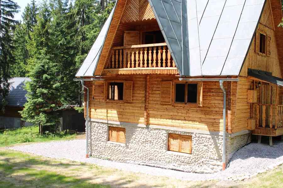 Dovolenka v horách na Slovensku - Chata Živa pod Babou horou