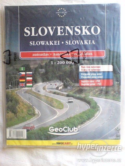 Automapa Slovenska