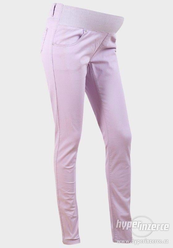 těhotenské letní, společenské, víceúčelové kalhoty, vel.XS-X