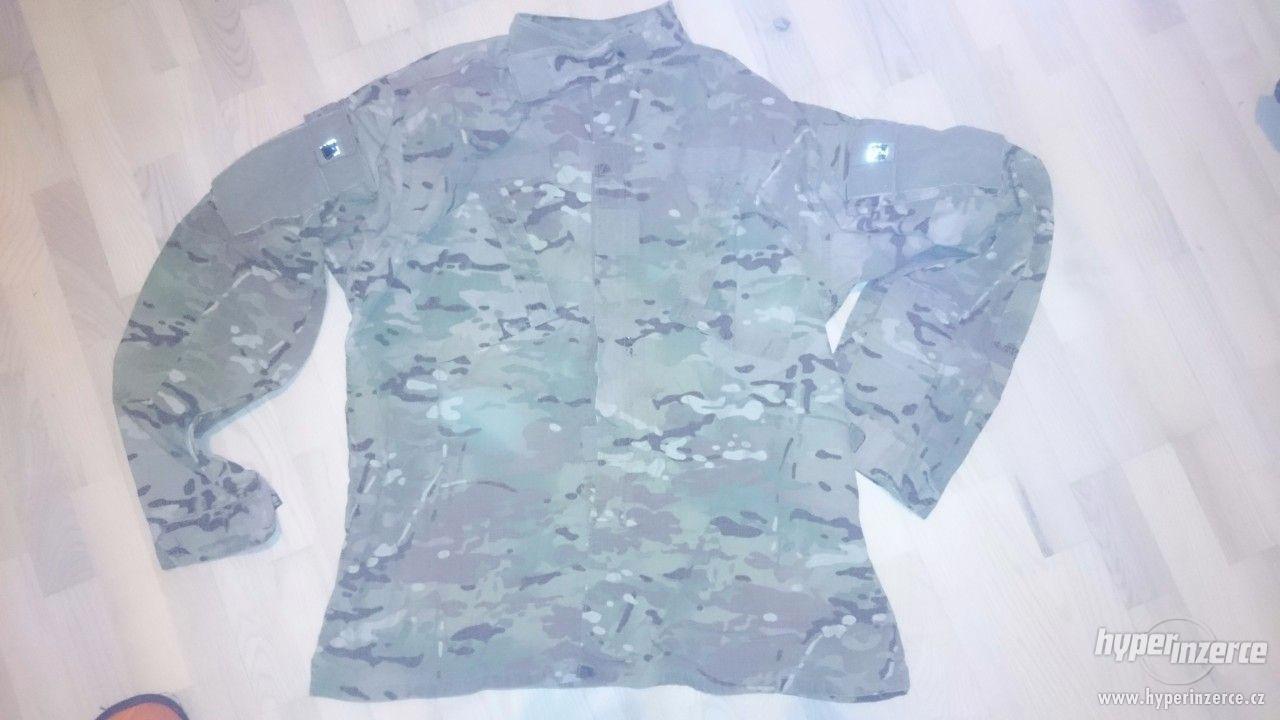 Us Army blůza - originál - foto 1