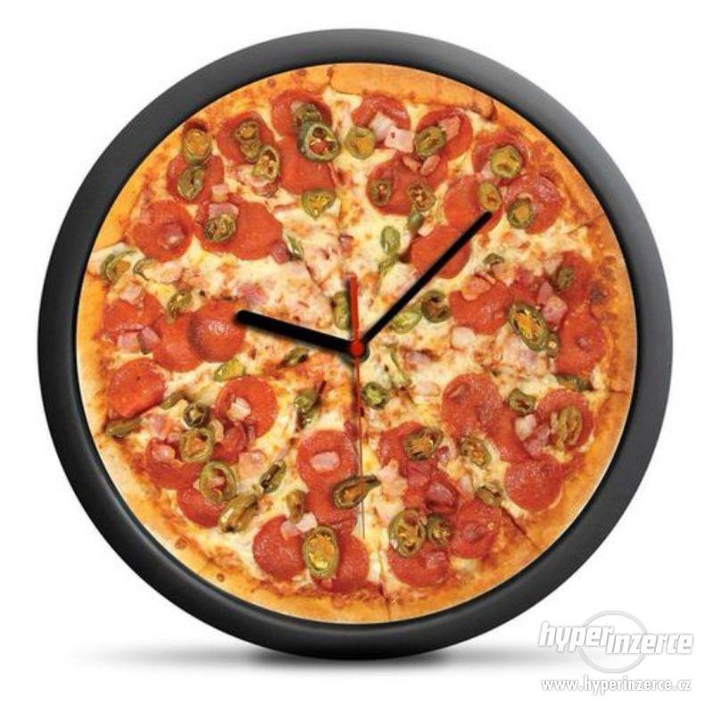 Pizza hodiny - foto 1