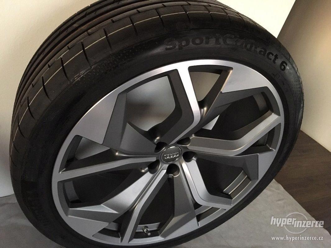"AUDI RS Q8  alu kola 23"" nové, originál !! - foto 1"