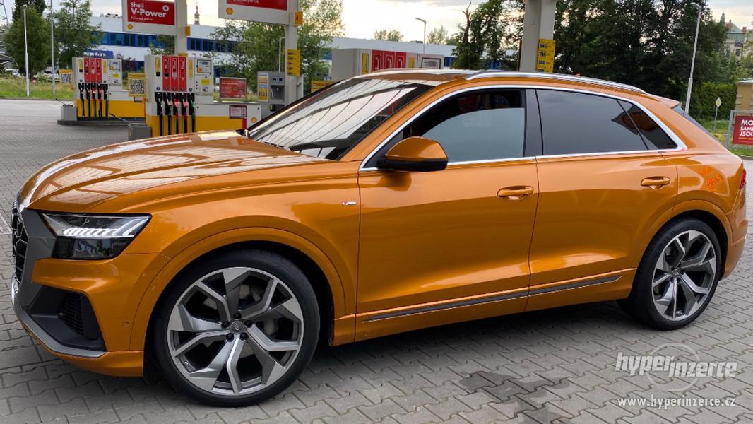 "AUDI RS Q8  alu kola 23"" nové, originál !! - foto 5"