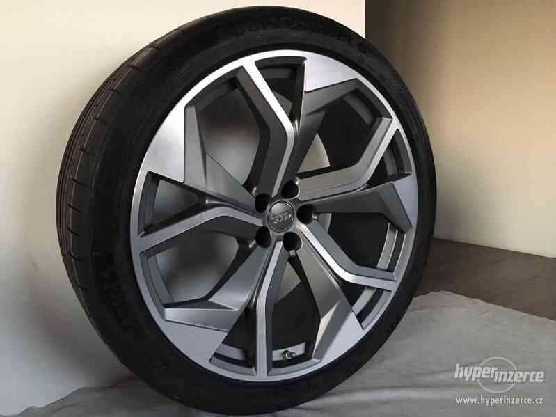 "AUDI RS Q8  alu kola 23"" nové, originál !! - foto 2"