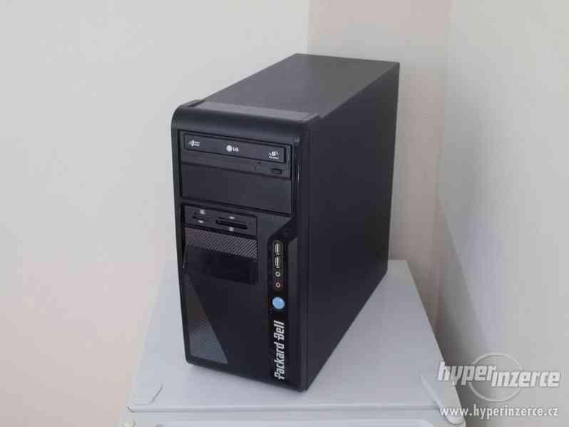 Herní PC Packard Bell