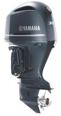 "Yamaha LF300XCA, 300 HP, 25"" Shaft, Digital, Electric, PT&T,"