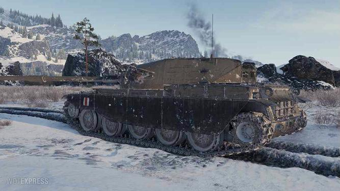World of Tanks Unicum Účet Chief,907,260,279r