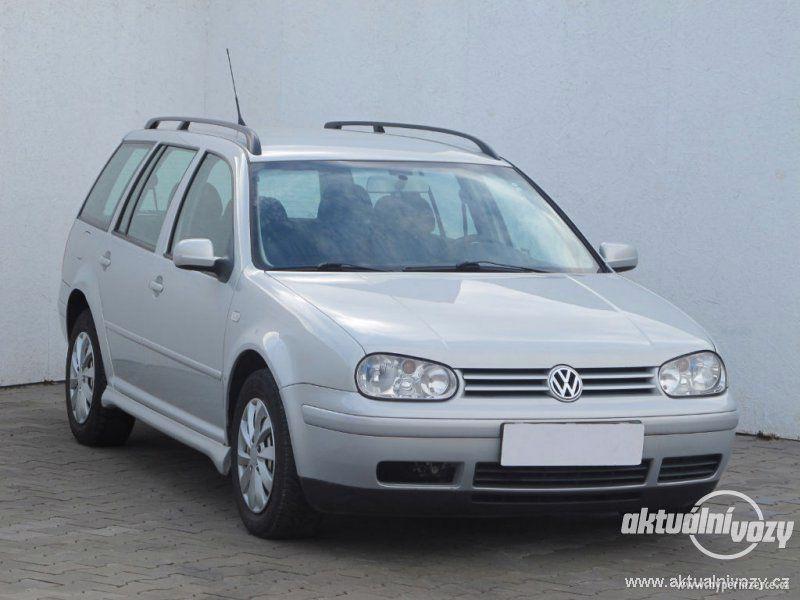 Volkswagen Golf 1.6, benzín, vyrobeno 2000, el. okna, STK, centrál, klima
