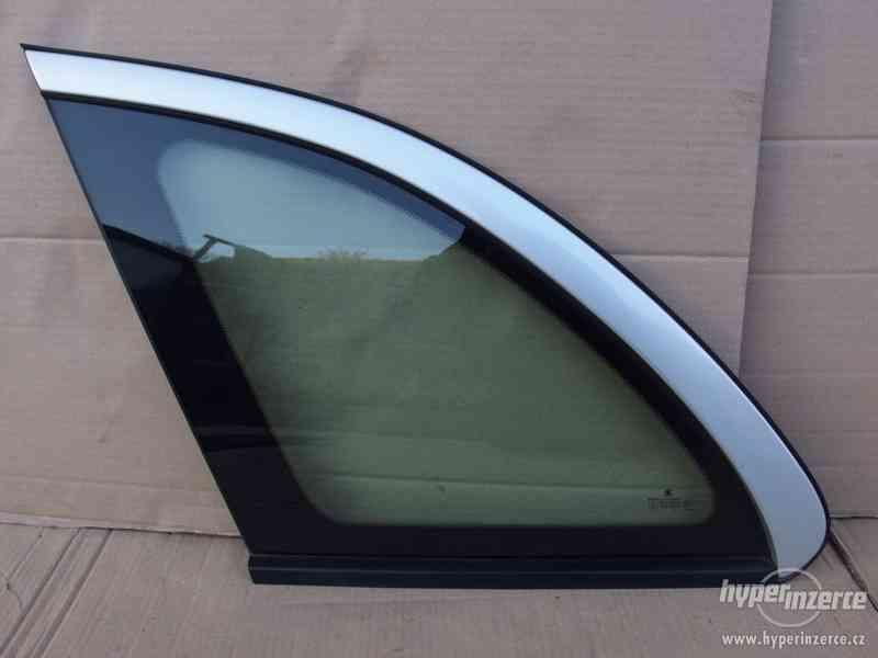Boční zadní tónovaná okna (boční zadní tónovaná skla) Škoda - foto 5