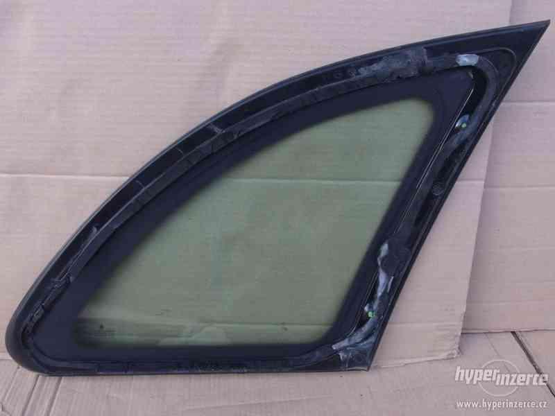Boční zadní tónovaná okna (boční zadní tónovaná skla) Škoda - foto 6