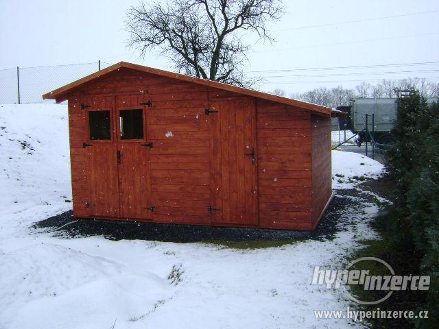 Zahradní domek SAM -  4 x 2,5 m