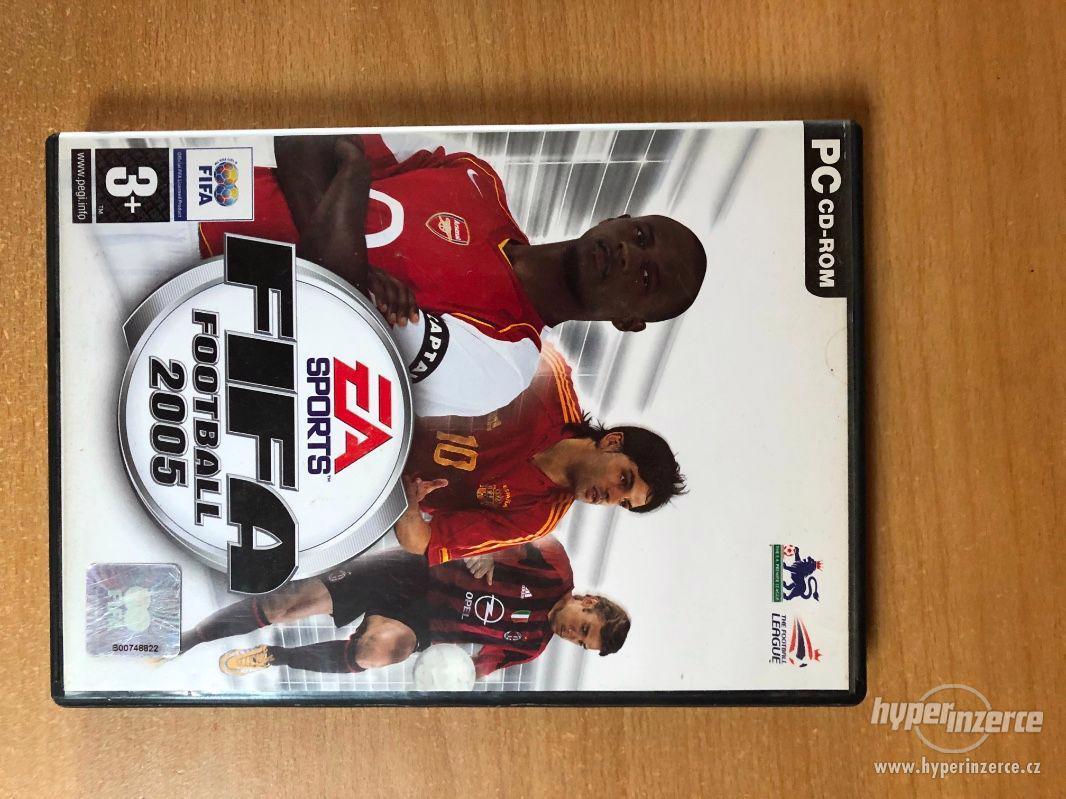 FIFA 05 - foto 1