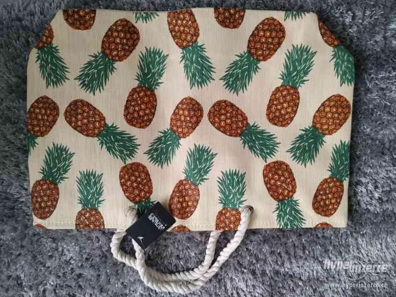 letní/piknik/plážová taška