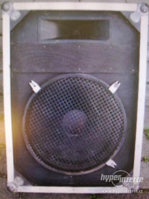 PRODÁM ozvučovací reprobedny