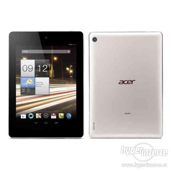 "Dotykový tablet Acer Iconia Tab Mango A1-810 7,9"", 16 GB, WF, BT, GPS, Android 4.2"