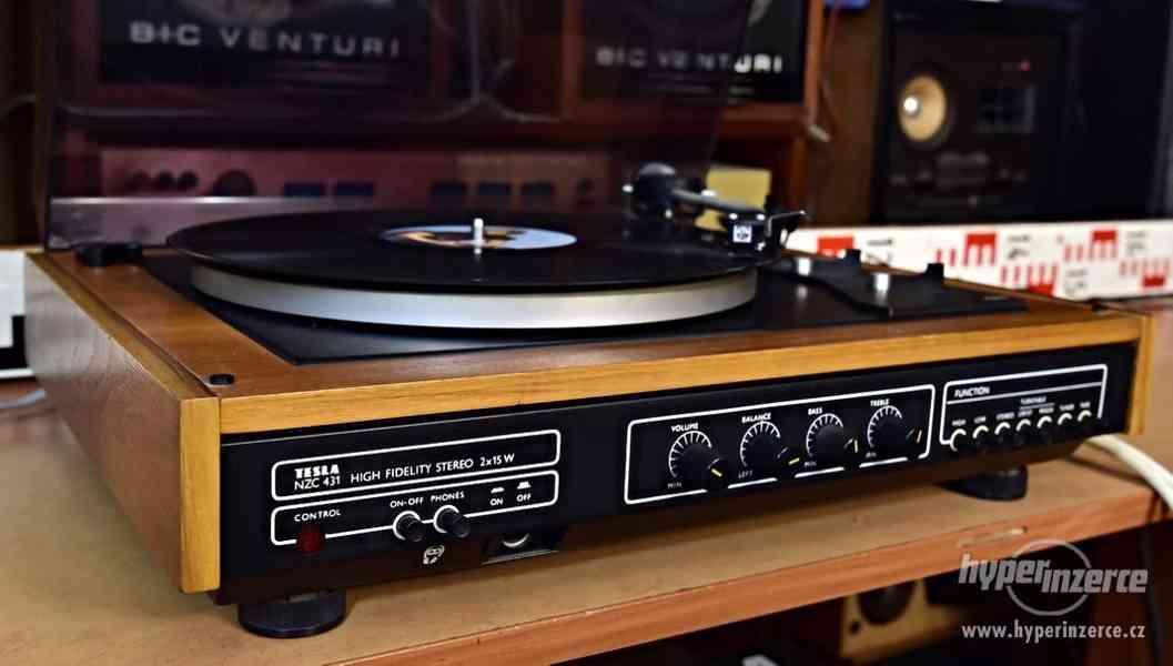 Gramofon TESLA NZC 431