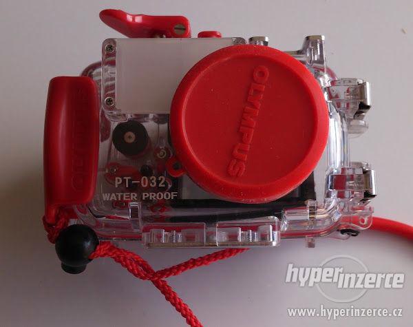 Podvodní pouzdro Olympus PT-032
