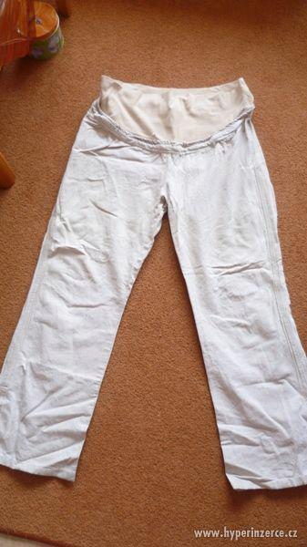 těhotěnské kalhoty