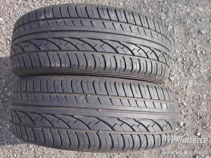 Prodám 4 letní pneumatiky