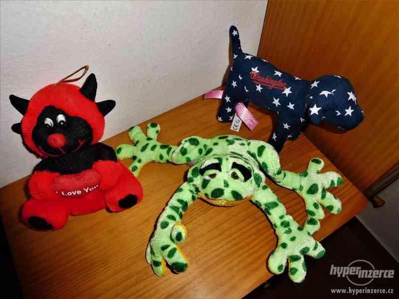 plyšové hračky - foto 2