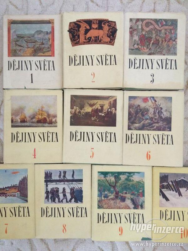 Dějiny světa, rozsáhlé kompletní vydání