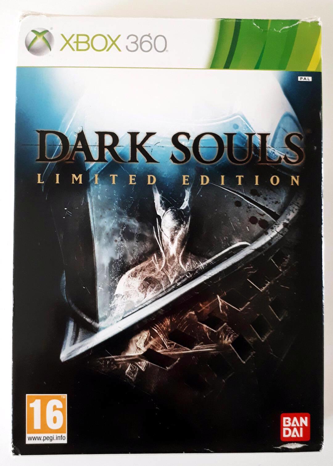 Dark Souls - Limited Edition na Xbox 360 - foto 1