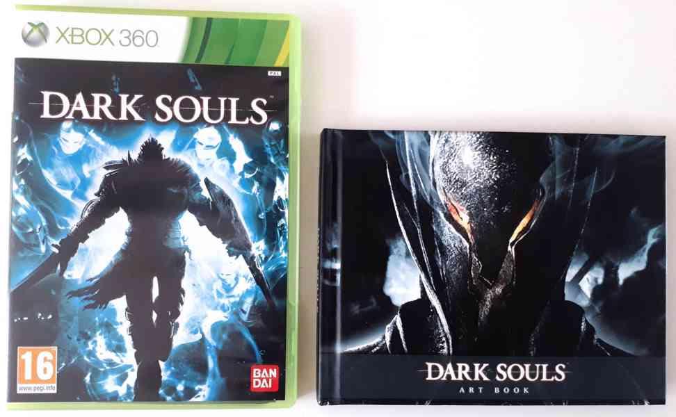 Dark Souls - Limited Edition na Xbox 360 - foto 3