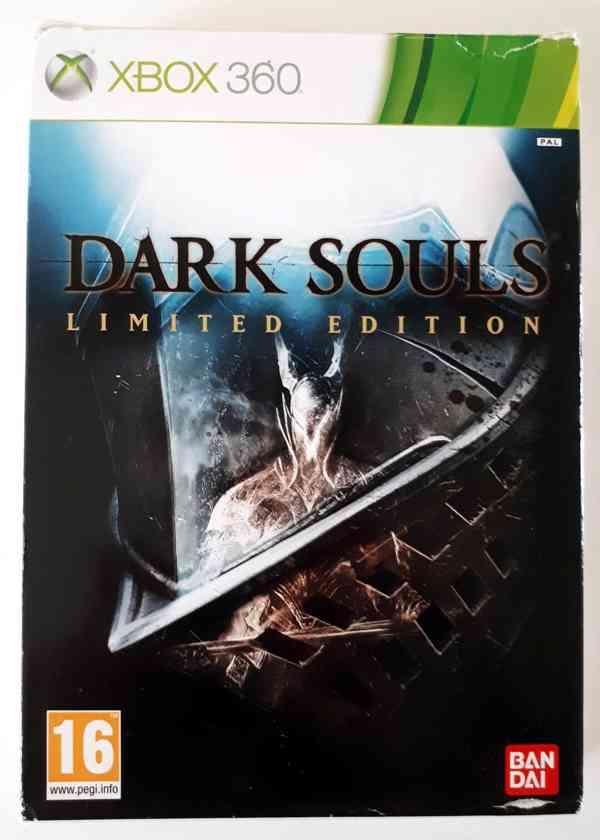 Dark Souls - Limited Edition na Xbox 360