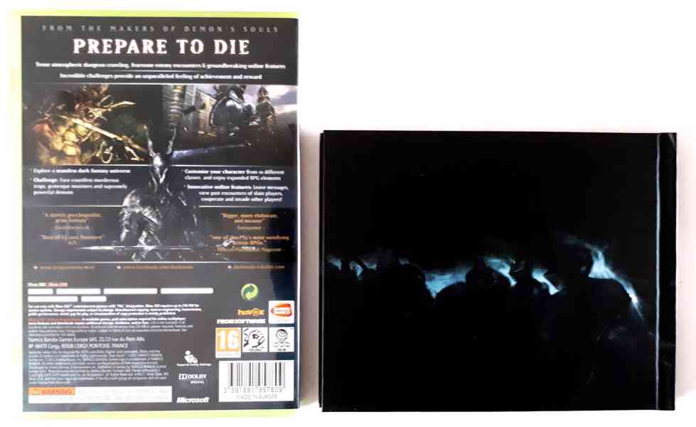 Dark Souls - Limited Edition na Xbox 360 - foto 4