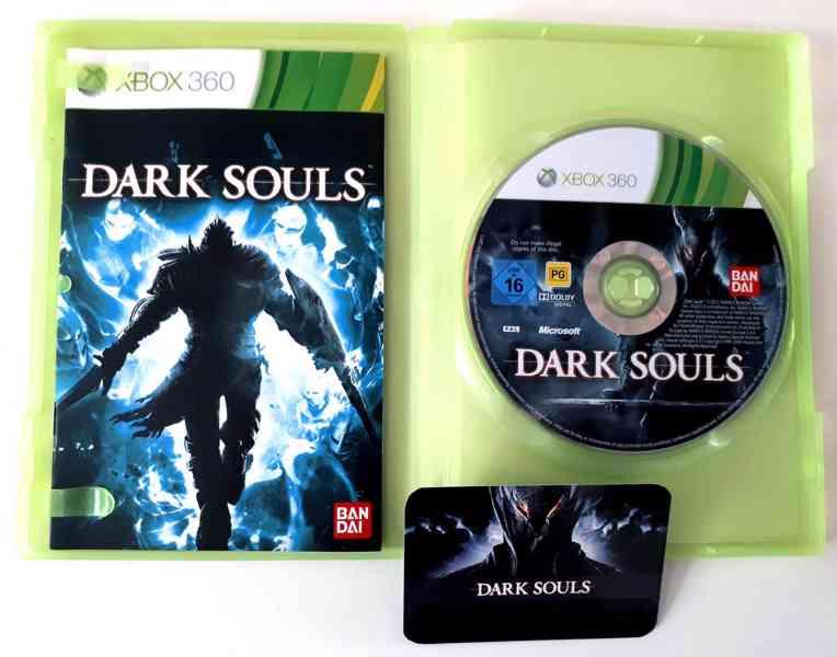 Dark Souls - Limited Edition na Xbox 360 - foto 5