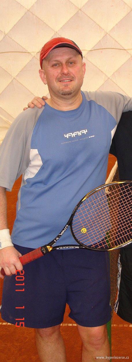 Výuka tenisu Hranice na Moravě - foto 1