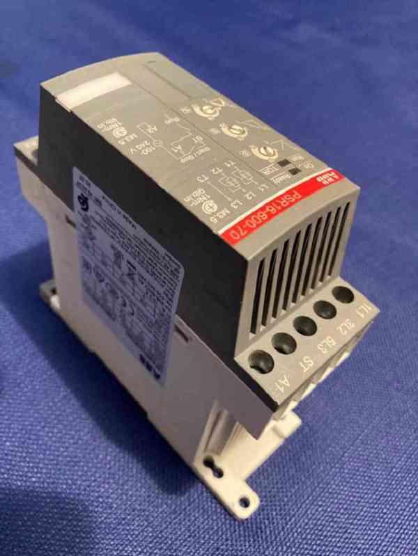 Motor starter ABB PSR16-600-70 - foto 1