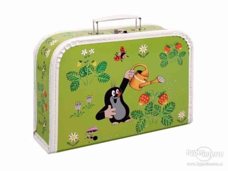 Prodám NOVÉ dětské kufříky s krtkem - foto 6