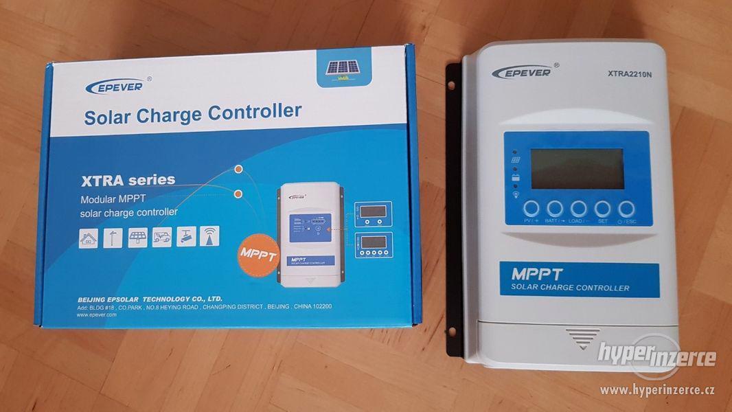 Solární regulátor MPPT Epsolar 20A XTRA - foto 1