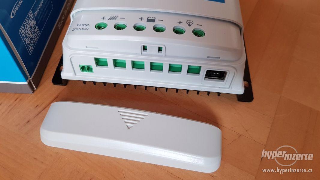 Solární regulátor MPPT Epsolar 20A XTRA - foto 3