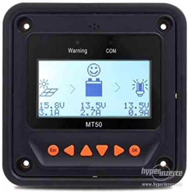Solární regulátor MPPT Epsolar 20A XTRA - foto 4