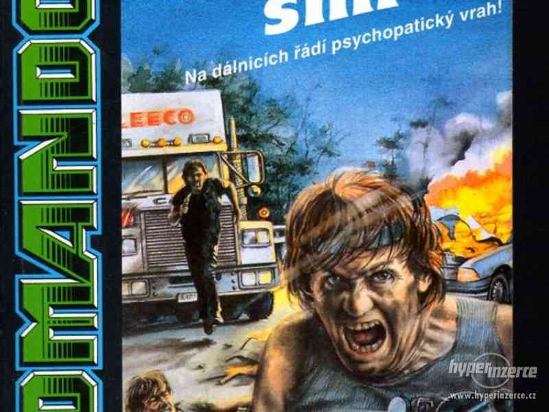 Kamióny řídí smrt  Bob Ham 1993 - 1.vydání
