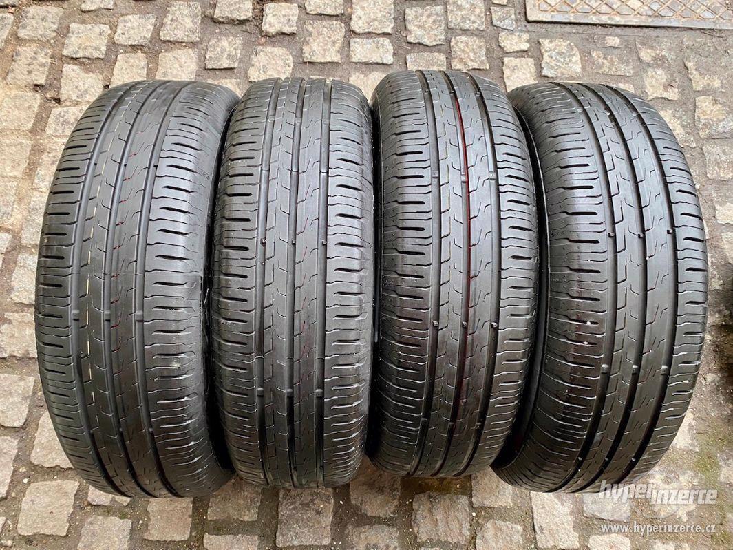 185 65 15 R15 letní pneu Continental EcoContact - foto 1