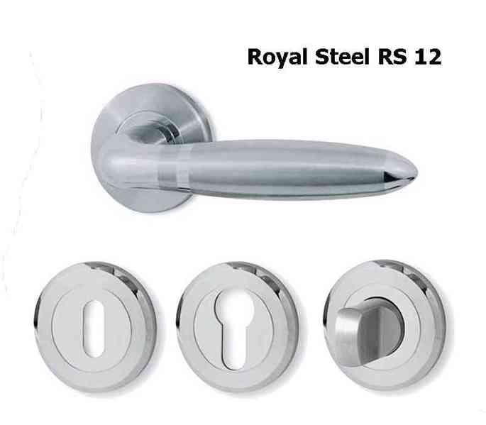 Dveřní kování Royal Steel  - foto 7