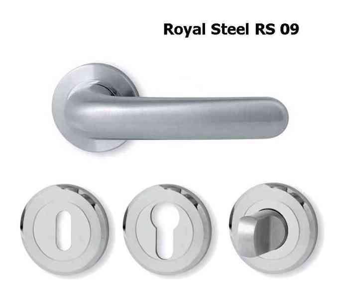 Dveřní kování Royal Steel  - foto 4