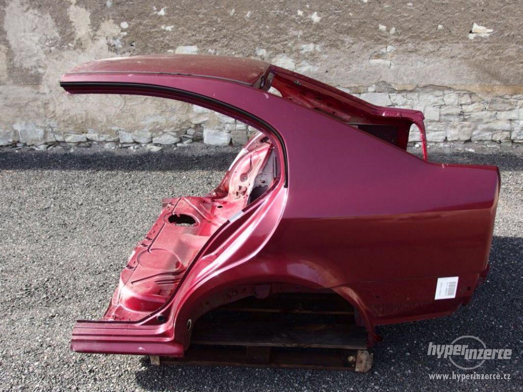 Nehavarovaná zadní část karoserie Škoda Octavia I - foto 1