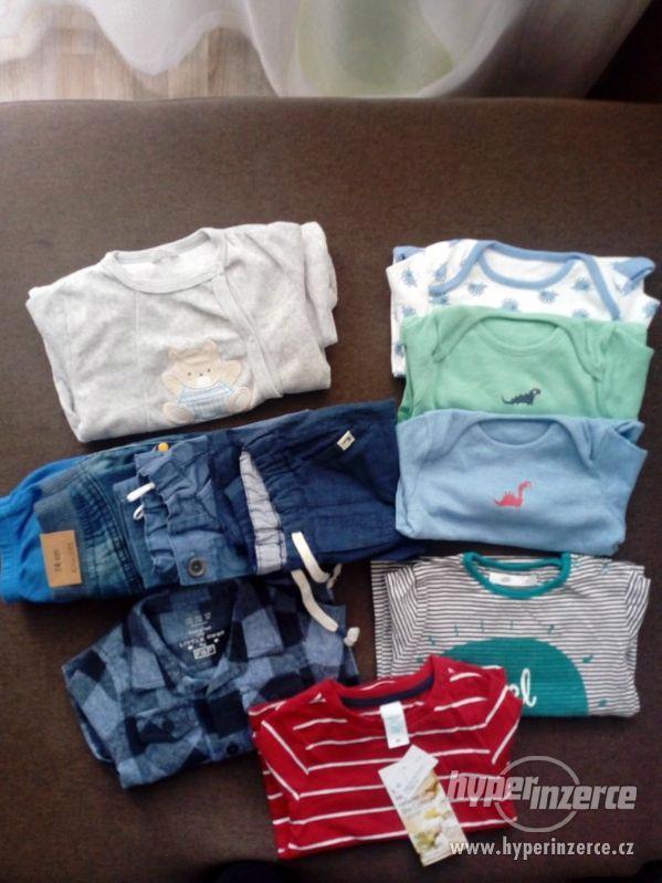 Set oblečení vel. 74-80