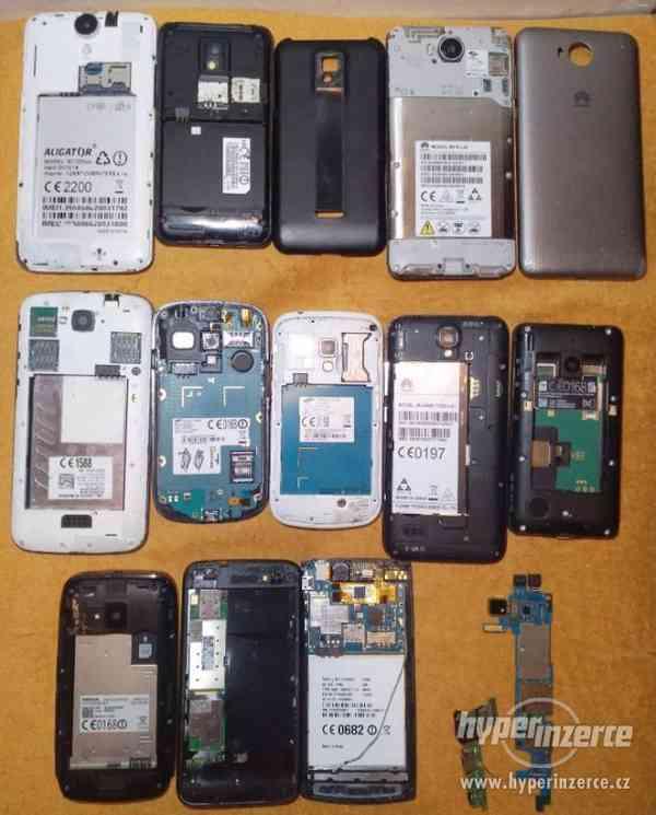 Funkční základní desky k různým mobilním telefonům!!!