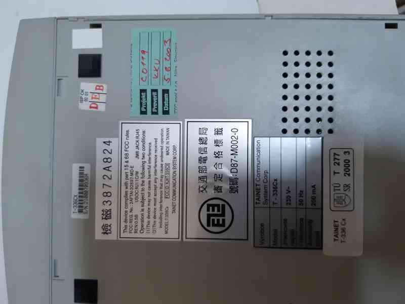 3x Modem Tainet T-336Cx - foto 3