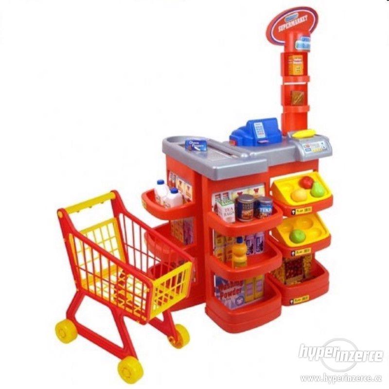 Nový Elektronický supermarket s vozíkem Smart 1680622 - foto 1