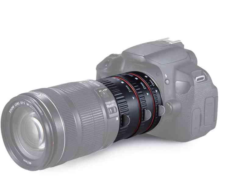 Canon EOS mezikroužky